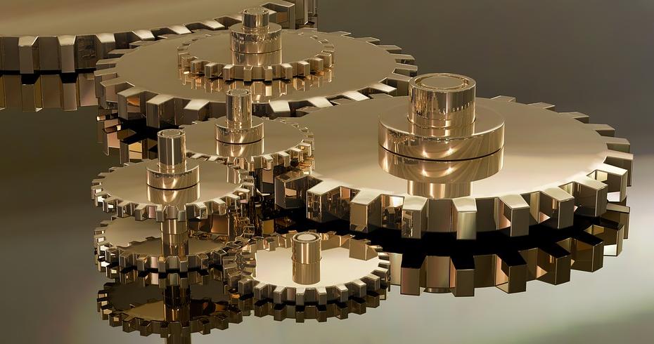 Eine Industrielle Teilereinigung schafft Sauberkeit und Glanz